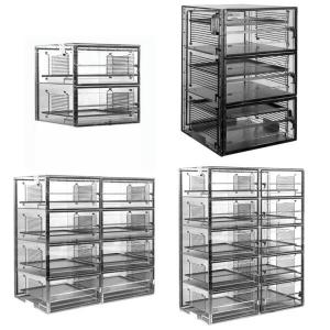 Standard Desiccators Cabinets (Non-ESD or ESD-Safe) -