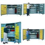 Maintenance Center Cabinets (W/ Modular Drawers)