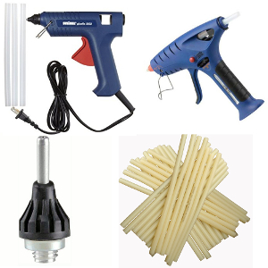 GLUE GUNS (HOT MELT ADHESIVE SYSTEMS)