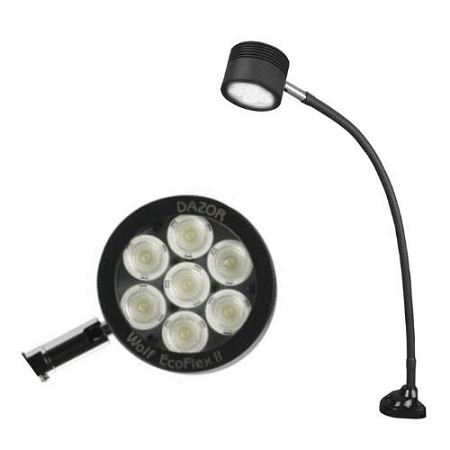 Dazor Led Fa35cm Ecoflex Ii Led Desk Light 25 Quot Reach