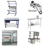 ERGONOMIC BENCHES & WORK STATIONS