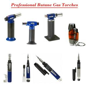 BUTANE GAS TORCHES