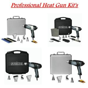 PROFESSIONAL HEAT GUN KITS