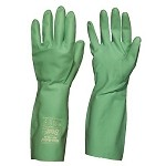 730-09 Best® Showa - NitriSolve Gloves (Nitril W/ Flock Liner, 13