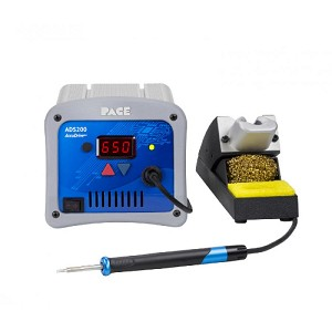 Pace 8007-0579 ADS200 AccuDrive™ Solder Station Set (ADS200, TD-200 Iron, Instant Set-Back Tool Stand)