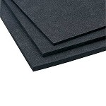 Protektive Pak 37640 Black Lead Insertion Grade Conductive Foam (1/4