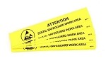 Botron B6716 Static Awareness - Bench Sign