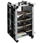 Fancort 80-12-2 Adjustable Storage Rack