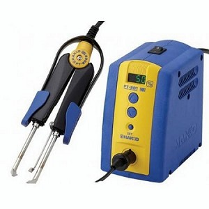 Hakko FT801-02 ESD-Safe Thermal Wire Stripper (68w 120v, 392-1472°F)