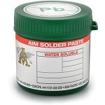Aim SAC488 Water Soluble Solder Paste (T3) (Lead-Free) IPC Spec : ORM1