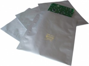 "SCS Dri-Shield 2700 series Moisture Barrier Bag (7 Mil's Thick, Fold Top) - 10""x20"" - 12""x16"""