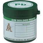 AIM NC520 Solder Paste (T4) (Lead-Free) IPC Spec : ROL0