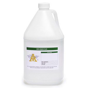 AIM NC275B No-Clean Liquid Flux (VOC, Halide/Halogen Free)