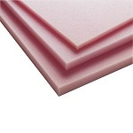 Protektive Pak 37710 Pink Cushion Grade Static Dissipative Foam (1/4