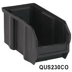 Quantum QUS230CO Conductive Ultra-Stack Bin  (10 7/8