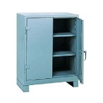 Lyon 1110 All-Welded Counter Height Shelf Cabinet (36