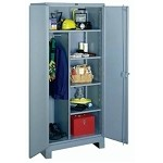 Lyon 1121 All-Welded Combination Cabinet (36