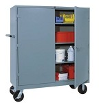 Lyon 1170 All-Welded Mobile Shelf Cabinet (60