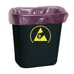 ACL Staticide™  5076 Pink Static Dissipative Trash Can Liners (24