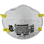 WaveRoom Plus 8210N95 Lightweight Disposable Particulate Masks (20 per Box)