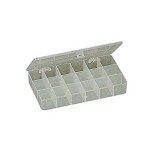 WaveRoom Plus 902-112 Utility Compartment Storage Box (18 Fixed Compartments, 8.3