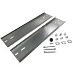 Lyon 5479 Cabinet Wall Mounting Brackets (For R5471, R5472 & R5469)