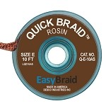 EasyBraid Quick Braid Q-E-10AS (.125