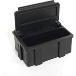 Transforming Technologies SM0874 Static-Safe SMD Storage Box 1-29/64