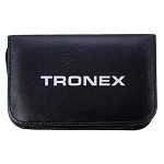 Tronex Z-CASE-10 Zipper Close Tweezer Case (Hold 10 Tweezers)