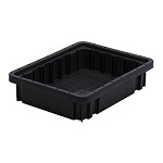 Quantum DG91025CO Conductive Grid Container [10-7/8