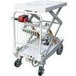 Lift Product Inc JRMC-ELT Moto-Cart JR. W/ Electric Platform Lifting Capabilities (45.5