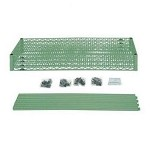 Metro EZ1836NK3-4 Convenience Pak Super-Erecta® Wire Shelving - MetroSeal 3™  (18