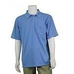 TechWear PKS- ESD-Safe, Short Sleeve Polo Shirt (Men's - XS-5XL)