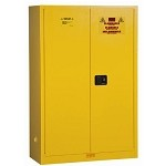 Lyon 74-R5444N Flammable Liquid Storage Cabinet (45-Gallon, 43