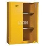 Lyon 74-R5445N Flammable Liquid Storage Cabinet (45-Gallon, 43