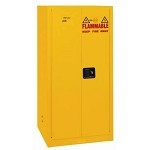 Lyon 74-R5460 Flammable Liquid Storage Cabinet (60-Gallon, 32
