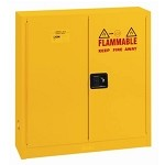 Lyon 74-R5469 Flammable Liquid Storage Cabinet (20-Gallon, 43