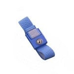 Transforming Technologies WB0016 Blue Fabric Wrist Strap (Band Only, 4mm)