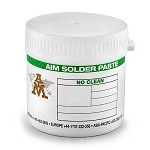 AIM NC257 Solder Paste (T3) (Tin/Lead) IPC Spec : REL0
