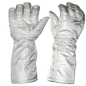 "Transforming Technologies FG3901-Small (16"") ESD Hot Gloves"