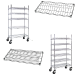 Reel Storage Shelving Systems