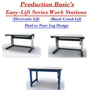 Easy-Lift Series Work Stations