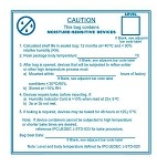 SCS Static Awareness Labels - SCS DRY PACKAGING LABEL 113