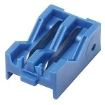 WaveRoom Plus 902-326 Coaxial Cable Stripper Replacement Cassette (Blue)