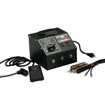 American Beauty 105L7 High Capacity Tweezer Resistance Soldering System