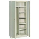 Lyon 1088 Combination Wardrobe Cabinet (36