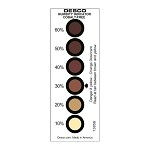Desco 13856 Humidity Indicator Cards [Cobalt-Free, 10-20-30-40-50-60% (200pk)]