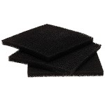 Aven 17701F 3pk Carbon Activated Filters (For 17701 & 17015)
