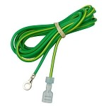 Protektive Pak 47204 ESD Turntable Ground Cord (For 47200, 47201, 47202 & 47203 Turntables)