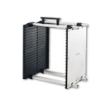 Fancort 79-20-11CP Adjustable Storage Racks (15-1/4